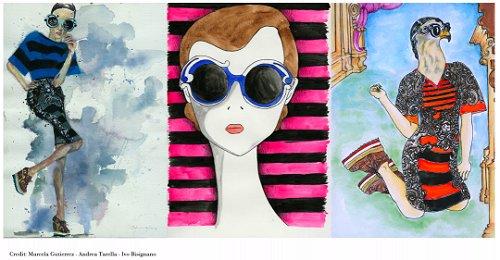 Prada Minimal Baroque Sunglasses Ad