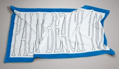 Bottega Veneta Palm Beach Beach Towel