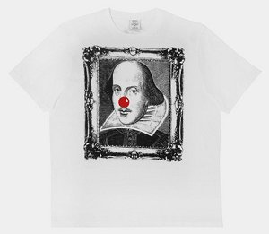 Vivienne Westwood Shakespeare T-shirt
