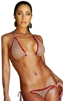 Ujena Jamaican Crochet Bikini
