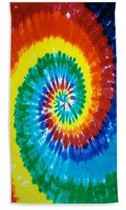 Bewild Tie Dye Towel