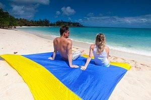 Rodeo Beach Blanket