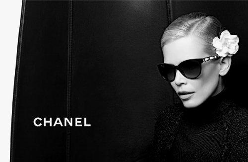 Chanel Sunglasses Claudia Schiffer Ad