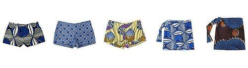 Nicole Miller Indego Africa Shorts & Skirts