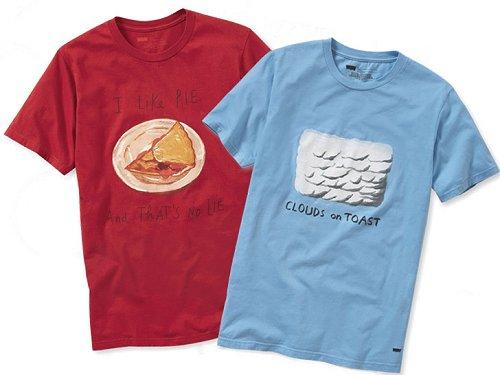 Levis Edible Schoolyard T-shirts