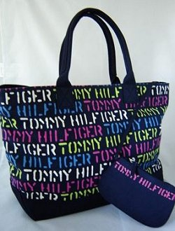 Tommy Hilfiger Beach Tote