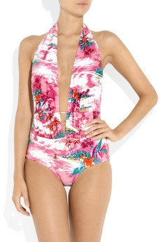 Zimmerman Plunge Swimsuit