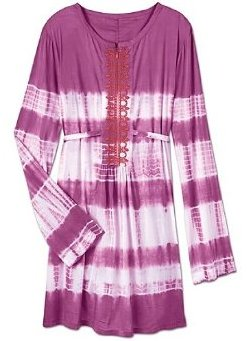 Athleta Stretch Voile Kaftan