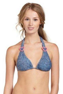 Jessica Simpson Sacred Heart Bikini