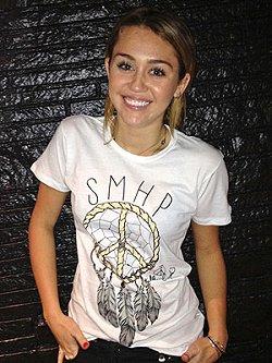 Miley Cyrus T-Shirt