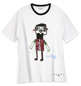 Marni for H&M T-shirt