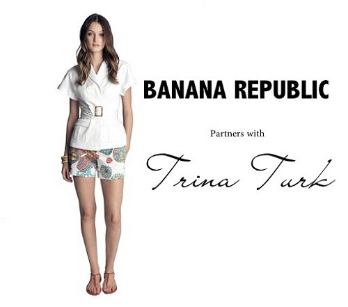 Trina Turk for Banana Republic