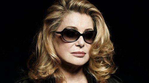 Catherine Deneuve Sunglasses