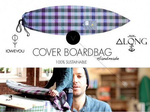 IOU Project Along Surfboard Cover
