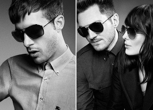 Burberry Sunglasses Ads