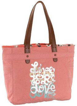 Juicy Couture Live for Love Tote