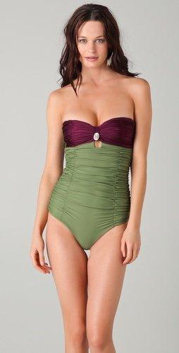 Tori Praver Marilyn Swimsuit