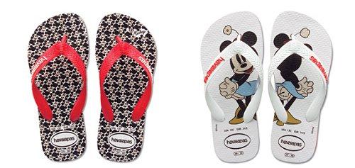 Havaianas Disney Flip Flops